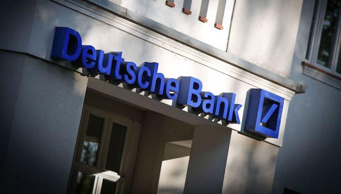 Deutsche Bank accusata di riciclaggio