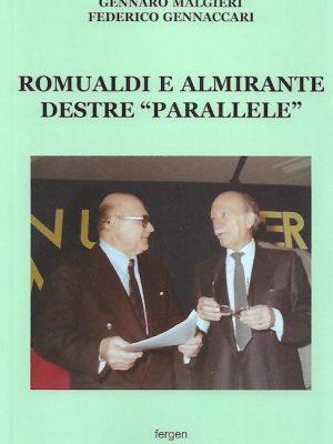Romualdi e almirante destre parallele